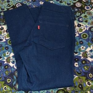 🆕/out Tags Levi's jeggings